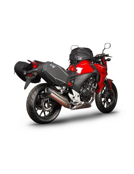 Fijación específica para bolsas laterales Shad para Honda CB500F '14