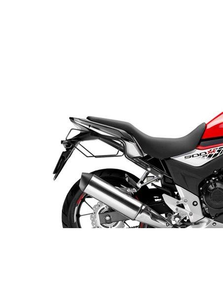 Fijación específica para bolsas laterales Shad para Honda CB500F/CBR500R/CB500X 2016