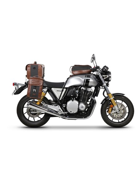 Fijación específica para bolsas laterales Shad para Honda CB 1100 '18