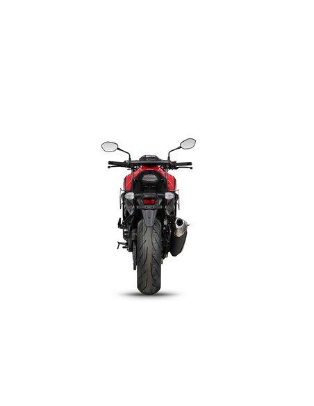 Fijación específica para bolsas laterales Shad para Suzuki GSX 750 S '17