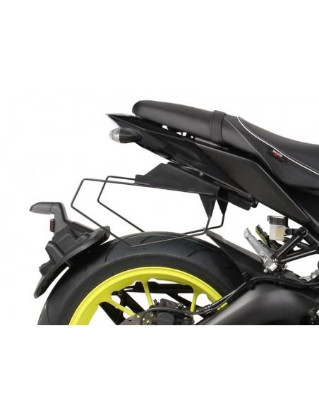 Fijación específica para bolsas laterales Shad para YAMAHA  MT09'17
