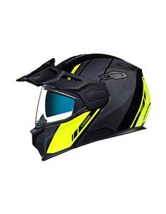Casco Modular Nexx X.Vilijord Hi-Viz Neon