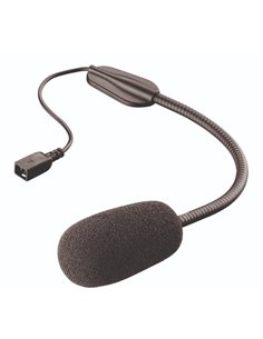 Microfono de Varilla Conector Plano Interphone