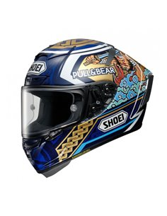 Casco Integral Shoei X-Spirit 3 Marquez Motegi3