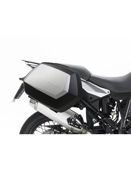Soporte Maletas Laterales 3P-SYSTEM  de Shad para KTM SUPER ADVENT 1290 '17