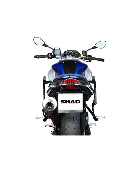 Soporte Maletas Laterales 3P-SYSTEM  de Shad para  BMW F800 R/S 14