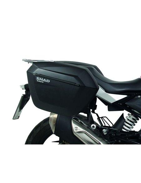 Soporte Maletas Laterales 3P-SYSTEM  de Shad para  BMW G310R/GS '17