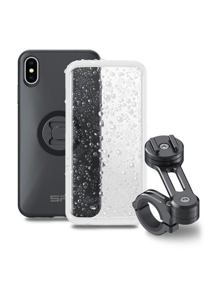 Soporte de Moto SP Connect Moto Bundle para Iphone MAX