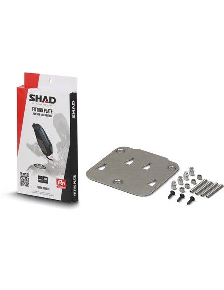 Fijación Bolsa Sobredepósito PIN SYSTEM de Shad para BMW F700GS/800GS