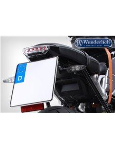 """Modificación de colín Standard """"SPORT"""" Wunderlich para BMW R nine T"""