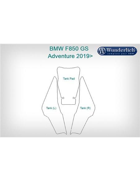 Set Completo de Protección de pintura Venture Shield para BMW  F 850 GS Adventure (2019-)