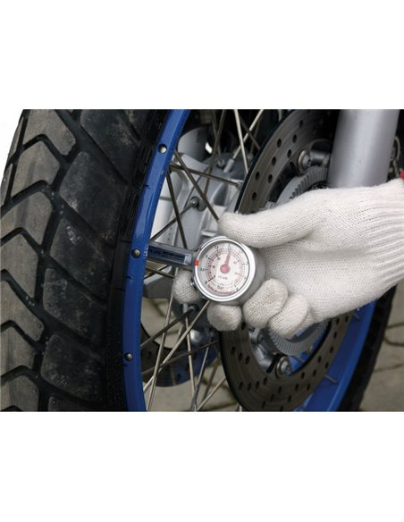 Medidor de Presión de neumáticos Flaig