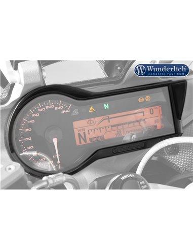 Visera de protección para cuadro de mandos para BMW R1200R/RS LC
