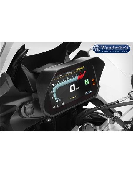 Visera de protección para cuadro de mandos TFT de 6,5 pulga para BMW Serie F y R