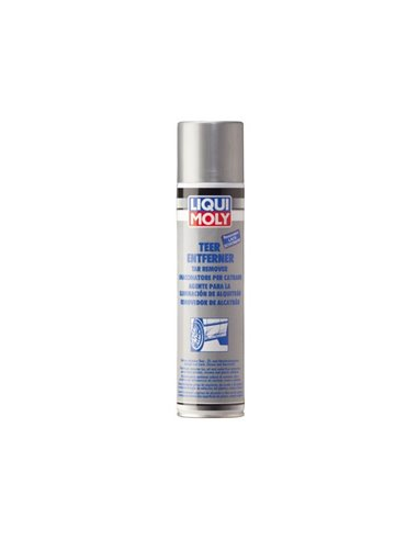 Liquido limpiador de alquitrán 400ml