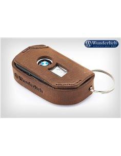 Funda de cuero Wunderlich  para llave BMW