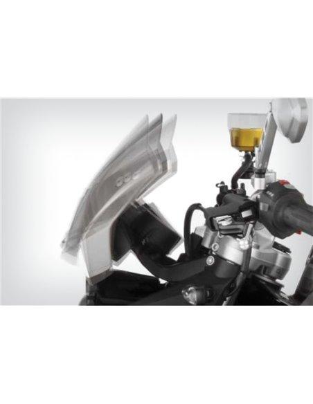 Refuerzo pantalla y equipamiento delantero para BMW F800R