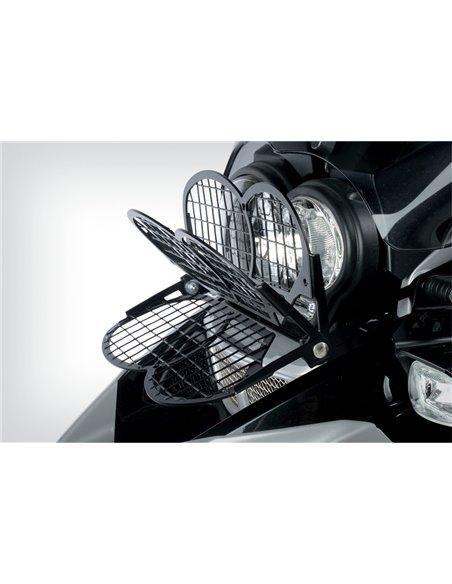 Rejilla protectora abatible de los faros para BMW R1200GS (-2012) y Adv.  (-2013)