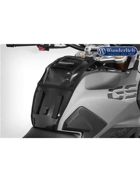 Soporte Wunderlich para bolsa sobredepósito Elephant para BMW G310GS