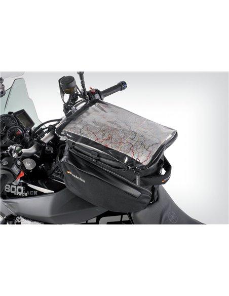 Soporte Wunderlich para bolsa sobredepósito Elephant para BMW F650/700/800GS