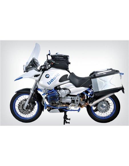 Soporte Wunderlich para bolsa sobredepósito Elephant para BMW R850/1100/1150