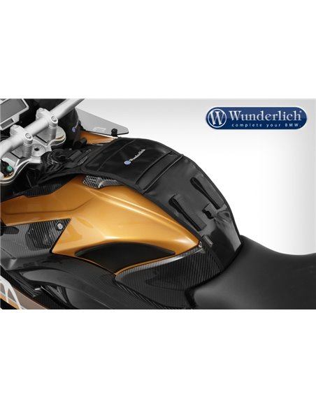 Soporte Wunderlich para bolsa sobredepósito Elephant para BMW S1000XR