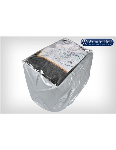 Funda de lluvia para bolsa de depósito Wunderlich