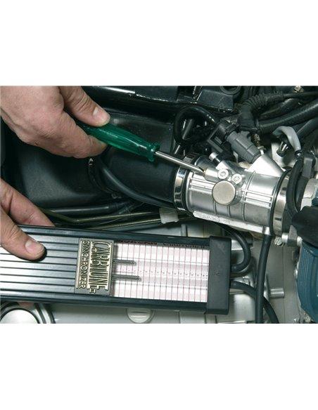 Set de prueba para sincronización de carburante Carbtune  II