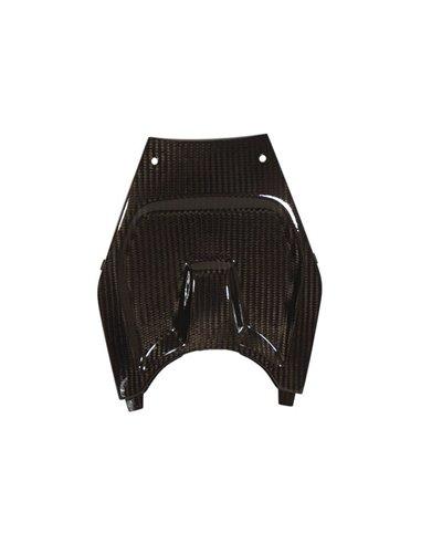 Cubierta Carbono para alojamiento de batería para BMW K1200/1300S