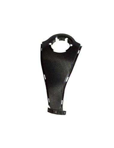 Cubierta Carbono central Depósito y alojamiento de batería para BMW K1200/1300S