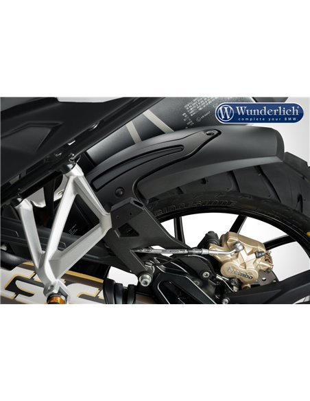 "Guardabarros Trasero ""XTREME"" para BMW R1200GS LC/1250"