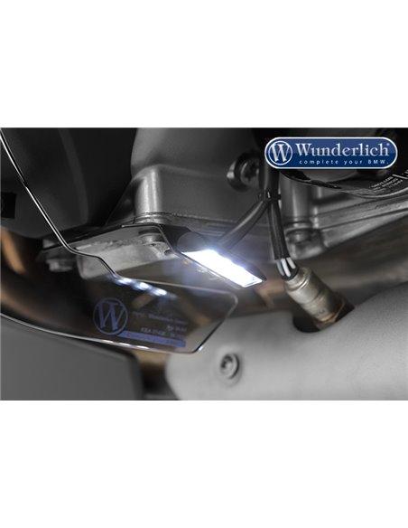 Iluminación  para el caballete lateral para BMW K1600