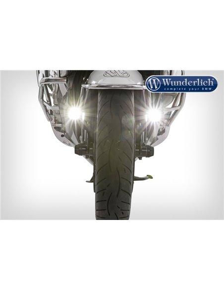 Faros adicionales LED para montaje en Duolever para BMW K1600GT
