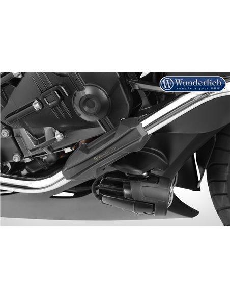 Almohadilla antiarañazos para barras de protección para BMW Serie G, K y R