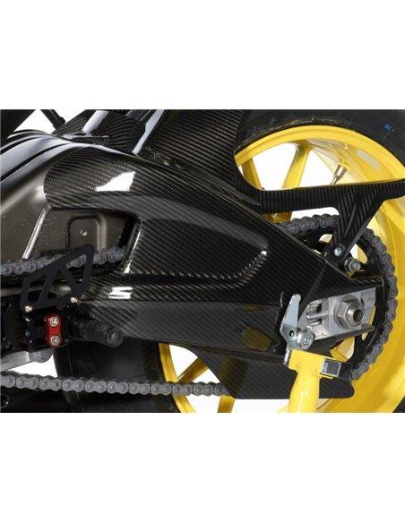 Conjunto de Carbono de protección para brazo oscilante para BMW S1000R/RR y HP4