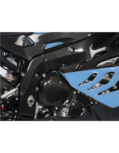 Cubiertas Carbono para chasis para BMW  S 1000 RR (2012 - 2014)