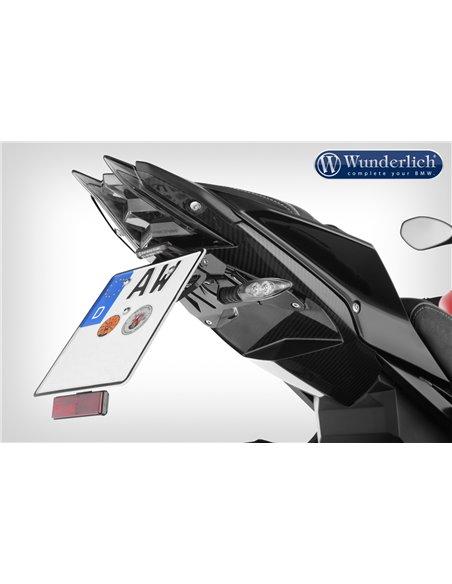 Soporte de matrícula ´´Vario Legere`` para BMW S1000