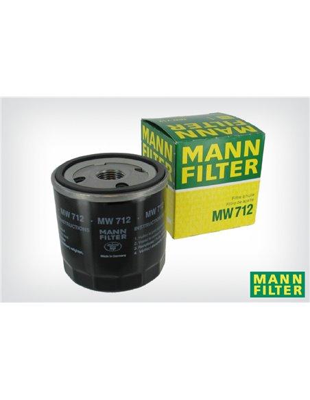 Filtro de aceite MANN para BMW Serie K y R