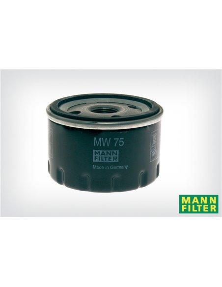 Filtro de aceite MANN para BMW Serie F, K y R