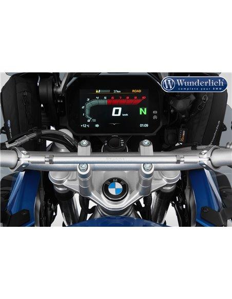 Barra de manillar Wundelich para FMW F700/750 GS