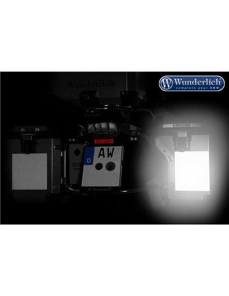 Adhesivos Reflectantes  para maletas  BMW R1200GS LC y R1250