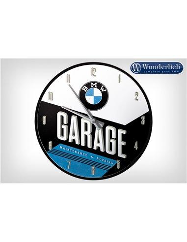 Reloj de pared BMW Garage - Nostalgic Art