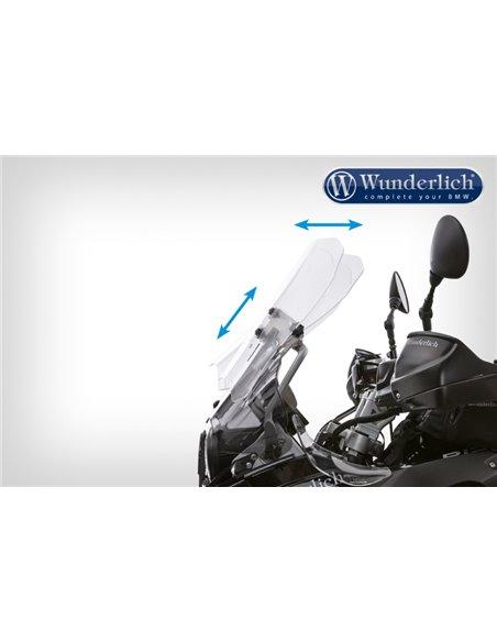 "Pantalla Wunderlich ""TOURING VARIO""para BMW F 800 GS (-2012)"