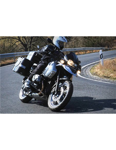 "Pantalla Deflector deportivo ""FLOWJET"" para BMW R1200GS y Adv"