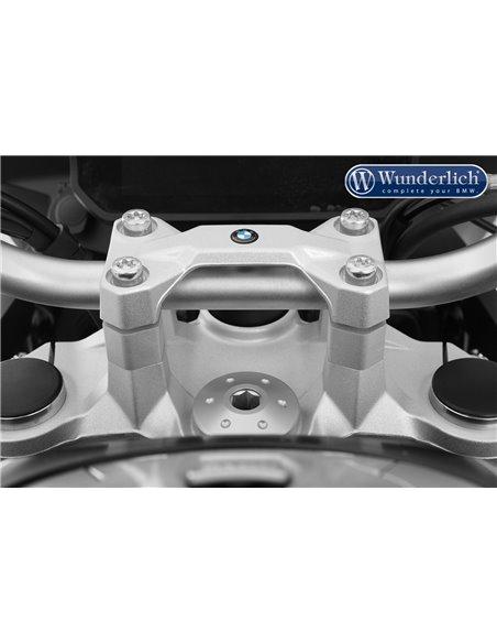 """Alzas de Manillar """"ERGO""""para BMW F750GS (2018-) para modelos sin navegador"""
