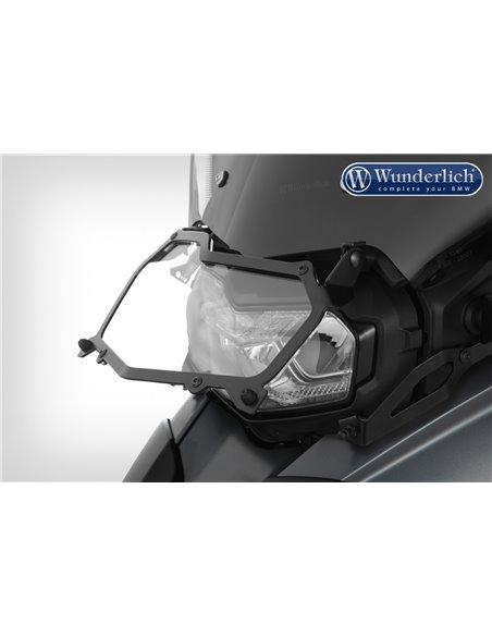 Protector del faro abatible Transparente para BMW F750/850 GS (2018-)