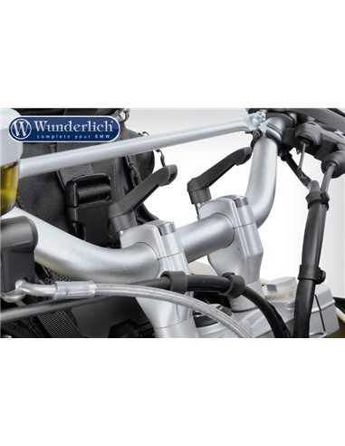 Cierre Ajustador rápido de manillar para BMW R1200GSLC y Adv. Y R1250