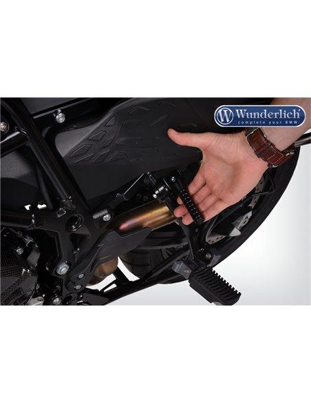 Agarrador para montar la moto en el caballete para BMW F650/700/800GS