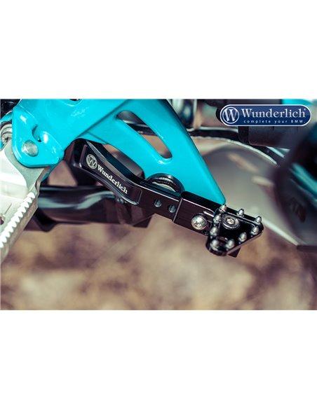 Pedal del de freno ajustable para BMW R1200GS LC y R1250GS