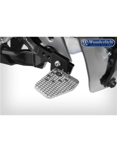 Ampliación de pedal de freno para BMW R1200GS LC y R1250GS